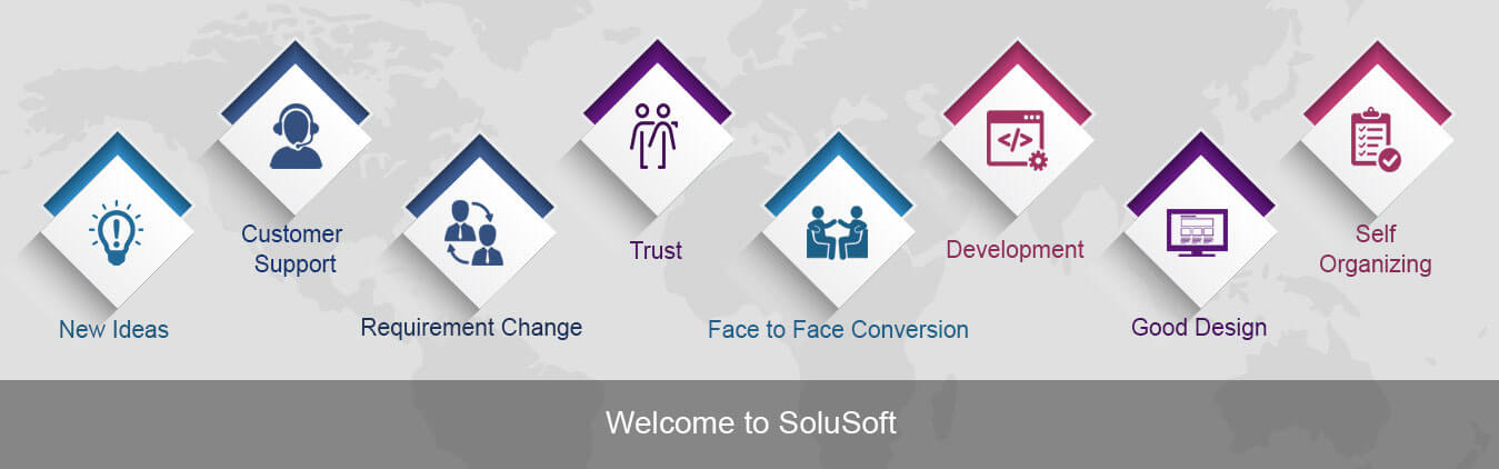 Welcome to solusoft
